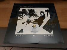 FRANCO BATTIATO - La voce del padrone 40th ann. ed. LP arancione + CD - Numerato