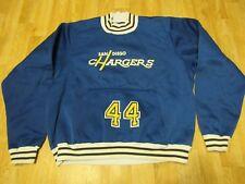 Vintage San Diego Chargers football Team Sweatshirt Sweater 1960s 60s #44