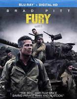 Fury [Blu-ray] Blu-ray