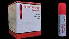 Lawn Bowls White Spray Chalks - 5 for £13.29