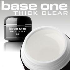 50 ml Base One UV Gel thick clear