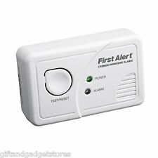 First Alert Carbon Monoxide Alarm Detector CO Gas Test Monitor Sensor 7yr Warran