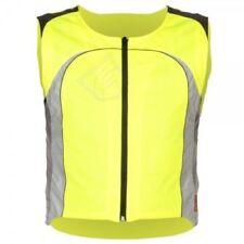 Gilet e smanicati gialli per motociclista uomo , Taglia XL
