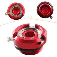 M22 x 1.5 Oil Filler Cap Fit Ducati 748 1994-2004 & 620 Sport 2003-2006 Red