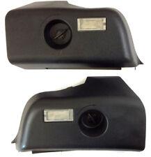 BMW 3er E36 Cabrio Abdeckungen Rückleuchten mit Innen Licht 8165317 8165318