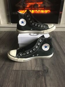 converse all star hi top trainers 7