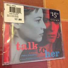 Alberto Iglesias - Talk To Her Film - Original Score Cd - Compilation Brand New!