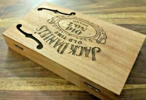 Cigar Box for DIY Project guitar with F hole J_D