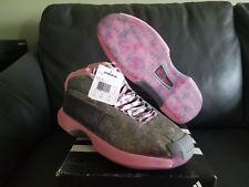 Adidas Crazy 1 Men's Shoe C76100 Florist John Wall Pink Rose/Silver NWT KOBE nmd