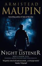 The Night Listener, Maupin, Armistead, Good Book