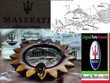 INGRANAGGIO POMPA OLIO Maserati 3200 GT Quattroporte OIL PUMP DRIVING GEAR