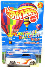 Hot Wheels Dairy Delivery Balloon Rally promo