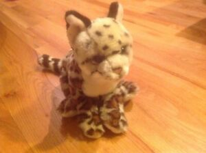 Retired Webkinz Signature Ocelot - NO CODE