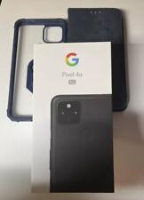 used Google Pixel 4a 5G G025E - 128GB - Just Black (Unlocked) (Single SIM)