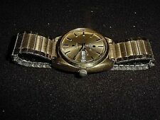 TISSOT SEASTAR VINTAGE LATE 1970'S MEN'S SWISS  AUTO NEW BAND CPIX selectvintage