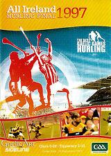 1997 GAA All Ireland Hurling Final:  Clare v Tipperary  DVD