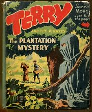 Terry and the Pirates: The Plantation Mystery-Milton Caniff-Better Little Book