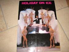 Holiday on Ice, Programmheft Olympiahalle München