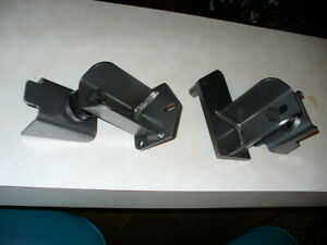 10048 MOTOR MOUNTS for 1949-54 CHEVY CAR with 292 CHEVY 6 CYL ENGINE