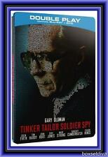 TINKER TAILOR SOLDIER SPY (Limited Edition) - STEELBOOK (BLU RAY +DVD)*BRAND NEW