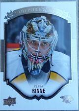 PEKKA RINNE 2015-16 Upper Deck Hockey Portraits