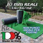 Prato sintetico erba finta artificiale calpestabile 10 mm tappeto verde moquette