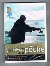 L'UNIVERS DE LA PÊCHE N° 24 - OBLADE / GIRELLE - DVD NEUF NEW NEU