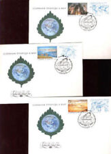 Russia First Day Cover Topical Postal Stamps