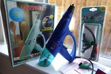 More details for vintage polti vaporettino handheld steam cleaner gun pgeu0001 & acc kit boxed