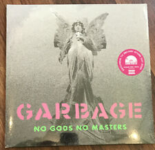 Garbage - No Gods No Masters LP [Vinyl New] Limited Clear Pink Gate Album RSD