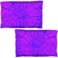 Transgender Tie Dye Blue Purple Pink All Over Pillow Case Set