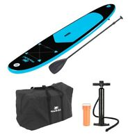 Waikiki Inflatable Stand Up Paddle Board SUP 9FT with Paddle, Pump & Bag