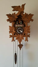 Cuckoo Clock German Black Forest Musical Dancers 1 Day