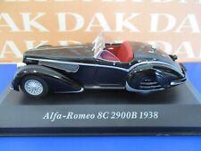 Die cast 1/43 Modellino Auto Alfa Romeo 8C 2900B 1938