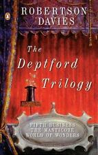 The Deptford Trilogy, Davies, Robertson, Good Condition, Book
