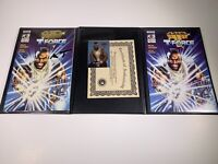 Signed Mr. T T-Force Comic / Card Ltd Ed. Set W Certificate Of Authenticity 1993