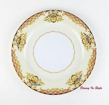 "Noritake, Rosebud, 10"" Dinner Plate, SUPERB Condition! 6002"