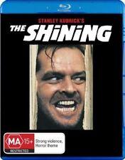 The Shining (Blu-ray, 2008) all regions