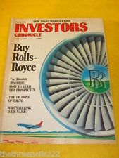 INVESTORS CHRONICLE - HOW TO READ THE PROSPECTUS - MAY 1 1987