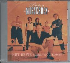PATER MOESKROEN - Het beste (moet nog komen) CD SINGLE Promo Acetate 2006