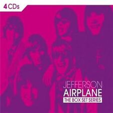 JEFFERSON AIRPLANE The Box Set Series 4CD BRAND NEW Fatpack