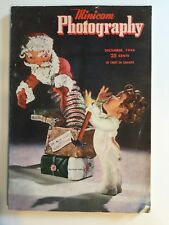 December 1946 MINICAM Photography Magazine Christmas Vol 10 No 3