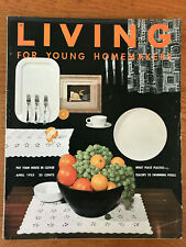 Living for Young Homemakers Magazine 1953 Burge and Roach Monterey Park Plastics