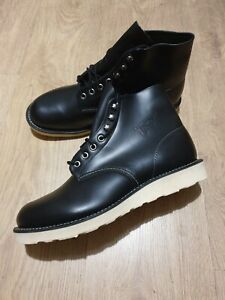 Red Wing 8165 Black Chrome US8,5D UK7,5 EU 41,5-42. Neu/ungetragene.
