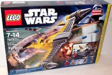 ✰ STAR WARS LEGO RETIRED NABOO STARFIGHTER # (7877) NEW IN PACK SEALED