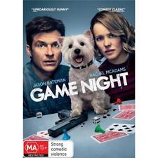 Game Night (DVD, 2018)