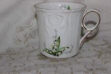 Mug Cup Tasse à café Royal Grafton Jacobean Lily of the Valley