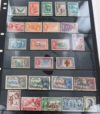 .GOOD SELECTION VINTAGE SARAWAK STAMPS, MANY MINT. $5, $2, $1. SET FROM 1c - $5.