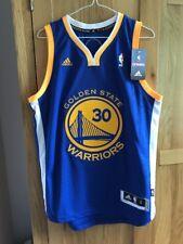 3fb4d021a NBA Golden State Warriors Stephen Curry  30 Swingman Jersey - Small - BNWT