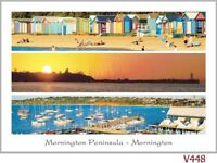 10 postcards of Mornington & Mt Martha & the Mornington Peninsula Victoria